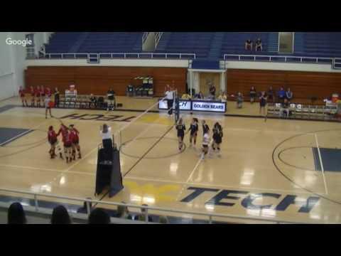 WVU Tech Volleyball vs. Cincinnati-Clermont