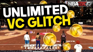 NBA 2K17 PATCH 10 UNLIMITED VC GLITCH HOW TO GET VC FASTEST WAY TO GET VC ON NBA 2K17 KING SUPERIOR