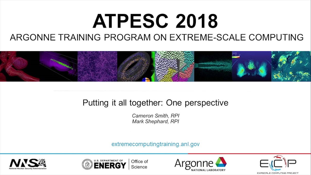 Center for Efficient Exascale Discretizations