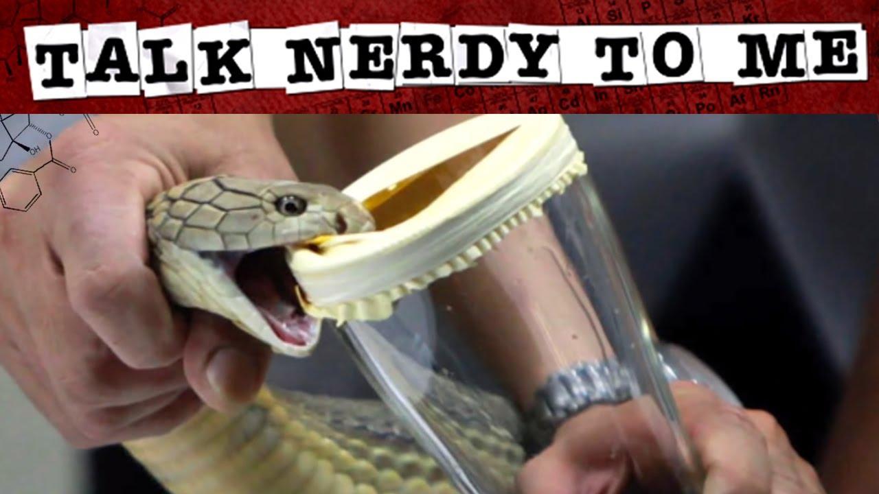 Snake Venom: Healing Medicine & Toxic Menace | TNTM