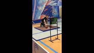 ДЦ. выполнение впервые норматив мастера спорта россии. Категория до 85 кг