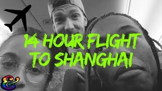 Gambar cover Surviving A 14+ Hour Travel Day from Los Angeles to AirBnb in Shanghai