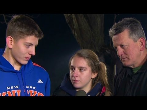 Newtown family reacts to massacre