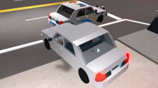FSP Officer Lies about Hitting my Car - Roblox: Stapleton County, Firestone