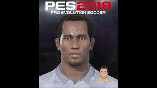 Didier Drogba PES 2018 Face Build