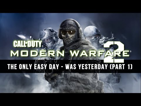 Hans Zimmer/Lorne Balfe: The Only Easy Day...Was Yesterday (Part 1) [MW2 Unreleased Music]