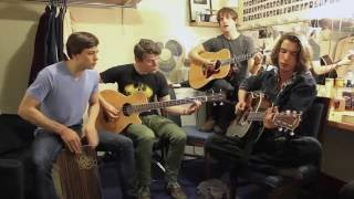 'Sunny Afternoon' acoustic cover | Sunny Afternoon cast