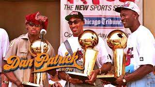 """Richard Roeper Tells You What You'll See in Chicago Bulls Doc """"The Last Dance"""""""