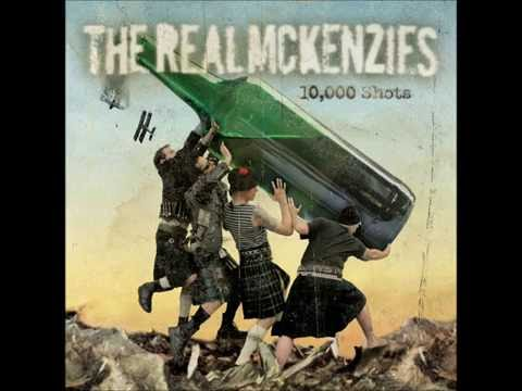 The Real Mckenzies - The Skeleton And The Tailor