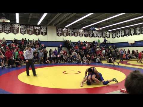 2014 Matmen Classic: 72 kg Bronze Evan Fairhurst vs. Noah Erksine