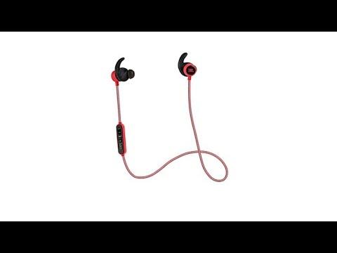 b1c3d07a24d JBL Reflect Mini Bluetooth SweatProof Earphones - YouTube