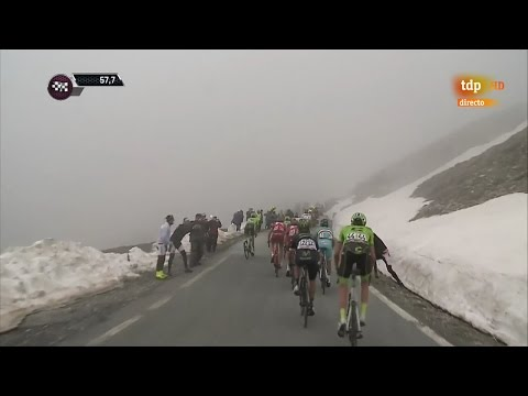 Giro de Italia 2016. Etapa 19 (HD)