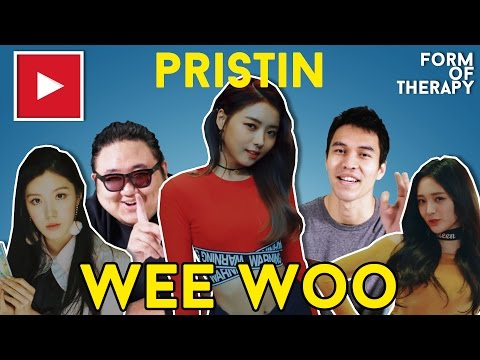 "Asian Americans React to PRISTIN ""Wee Woo"""