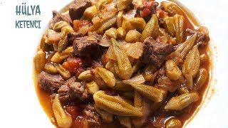 Etli Bamya Yemeği Tarifi - Hülya Ketenci - Yemek Tarifleri