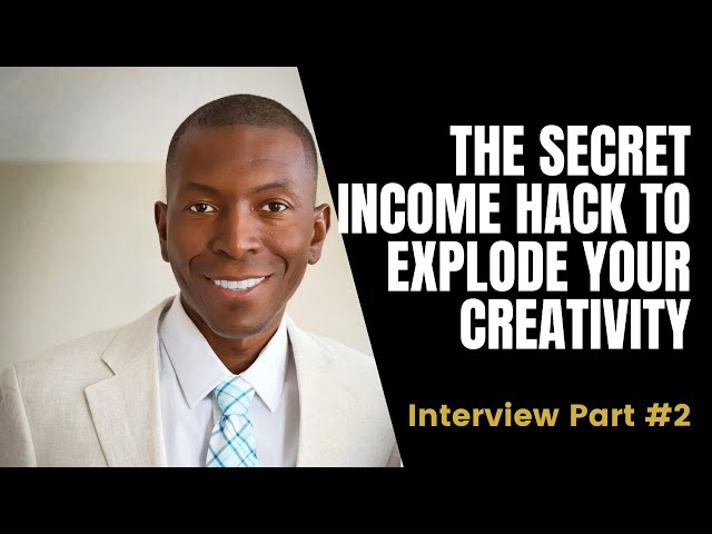 The Secret Income Hack To EXPLODE Your Creativity 🤯 | Interview with Sam Cunningham | 2/6