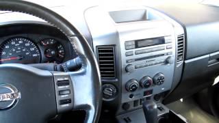 2005 Nissan Titan Cabin Noise