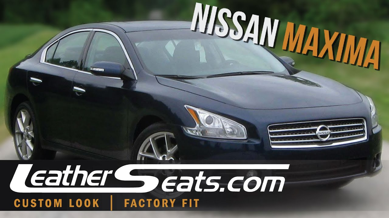 2014 nissan maxima seat covers