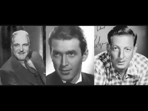Frank Morgan, James Stewart, & Ray Bolger - Conversation
