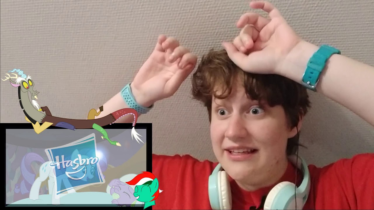 """Download """"Sharing Friends, in this case Dragon"""" MLP Season 9 EP 19 Dragon Dropped (Live Reaction)"""