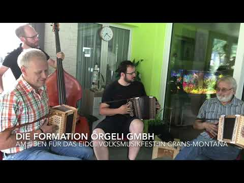 Video zum rro Bericht über das Eidgenössische Volksmusikfest in Crans Montana.