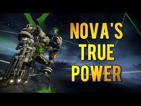Warframe: NOVA'S TRUE POWER   HARD CC/SEMI-TANK/NUKER/TELEPORTER thumbnail