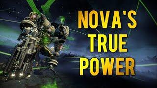 Warframe: NOVA