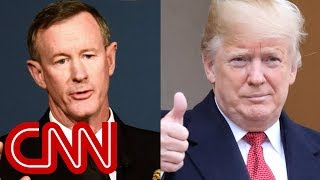 Retired Adm. McRaven responds to Trump