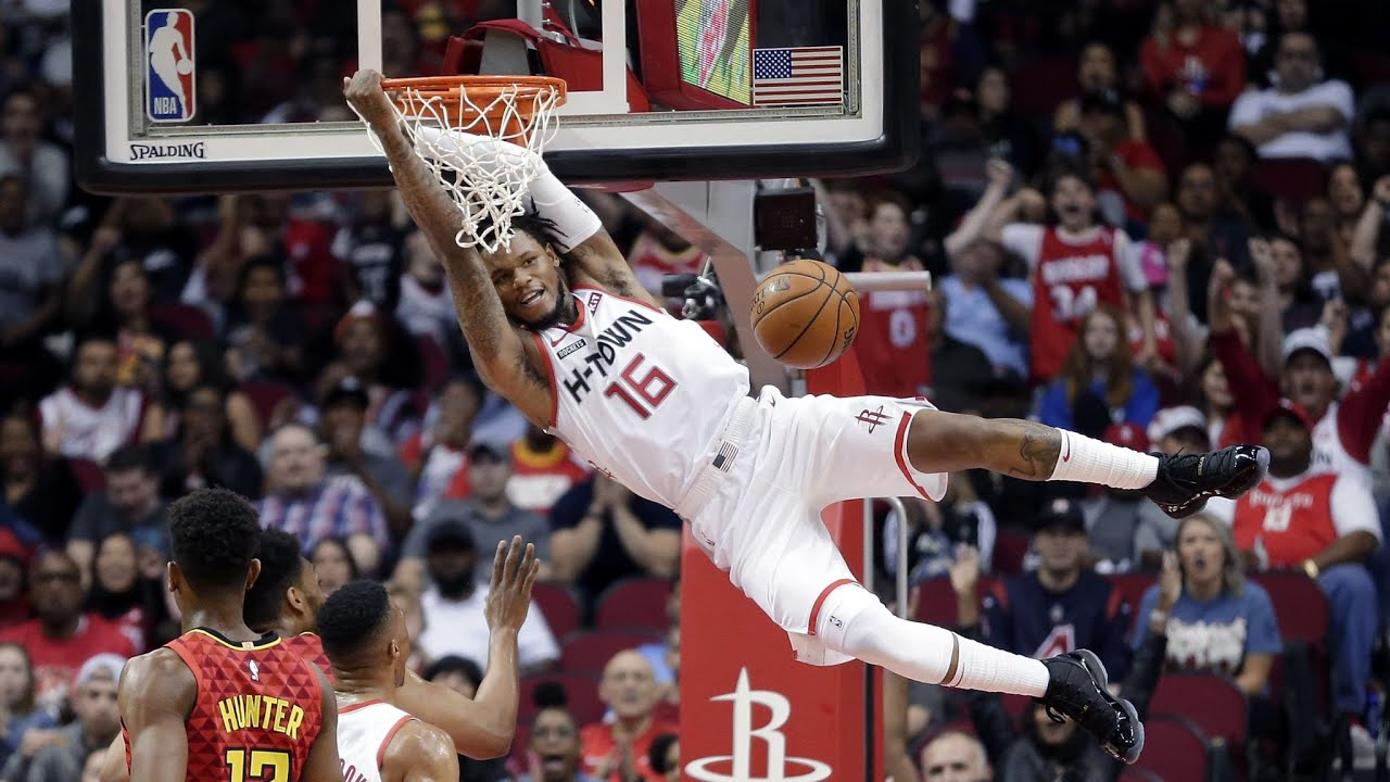 Ben McLemore | Every Dunk | 2019-20 | Houston Rockets - YouTube