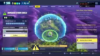 Fortnite Save The World Giveaway With iRNG Ginger :) PULL UP ASAP :P