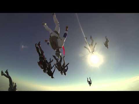 Big Way Camp Skydive Spain 2013