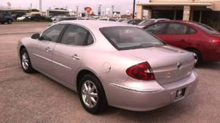 2005 BUICK LACROSSE  Used Cars - Terrell,Texas - 2013-05-28