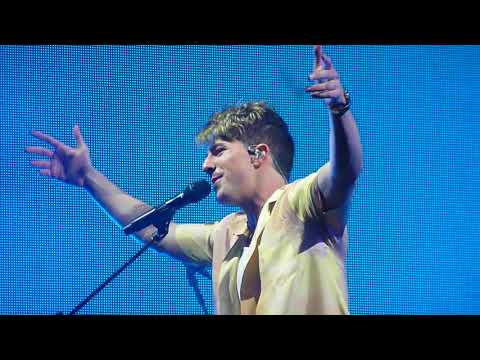 Charlie Puth - How Long (2018 Voicenotes Tour W/ Hailee Steinfeld - Boston, MA)