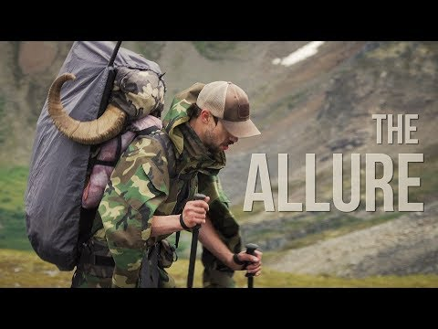 EPIC ALASKA DIY DALL SHEEP HUNT SHORT FILM | The Allure