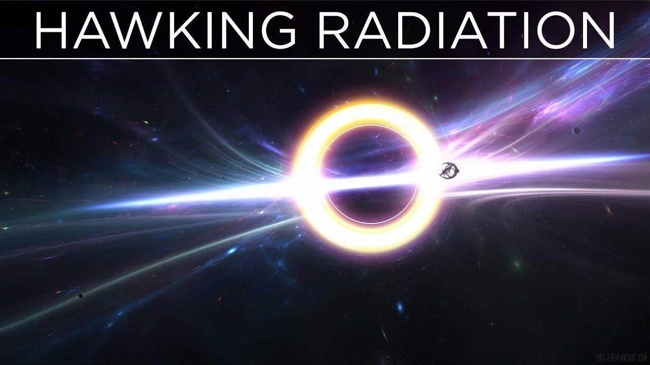 black holes hawking radiation - photo #1