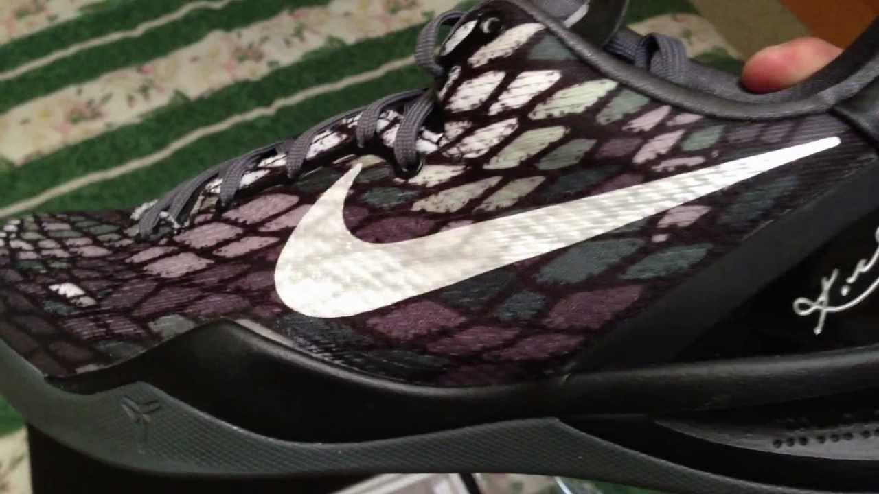 8d7c5fcd4ae Kobe 8 System Nike iD Unboxing - YouTube ...