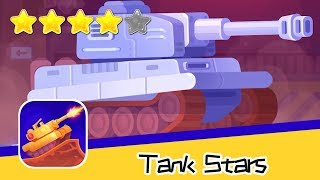 Tank Stars Day143 Tiger Walkthrough Epic Shooting Battle Game Recommend index four stars