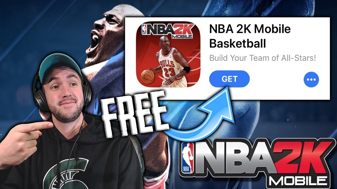 How to download nba 2k mobile for free (ios+android) youtube.