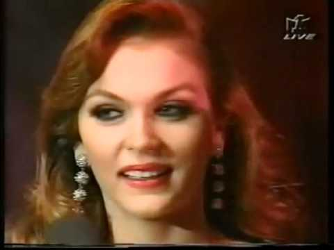 MISS WORLD 1996 - Top 5 Finalists & Interview