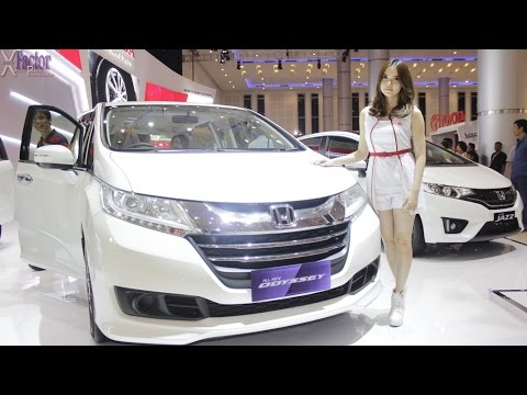 All-New Honda Odyssey 2015 di POS 2014