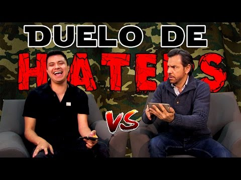 Thumbnail: Eugenio Derbez y Luisito Rey vs Los Haters ♛