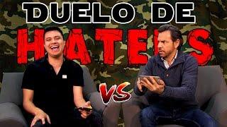 Eugenio Derbez y Luisito Rey vs Los Haters ♛
