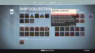 THE TAKEN KING : New BLACK Shader Emblem and Sparrow!! (Destiny TTK Gameplay)