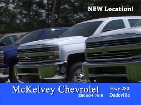Mckelvey Chevy Location