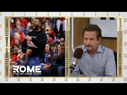 What the HELL is going on with DRAKE?!  The Jim Rome Show