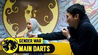 GENDER WAR: Adu Main Darts