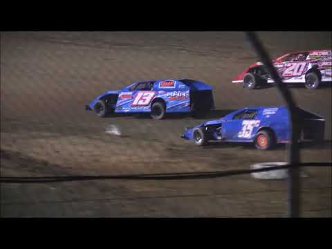 UMP Modified Non-Qualifiers Race from Portsmouth Raceway Park, October 19th, 2017.
