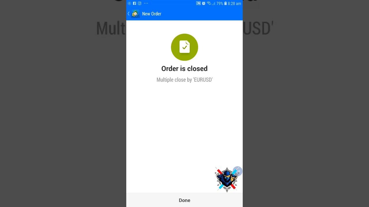 Cara Close All Position Serentak Guna Mt4 Android Youtube