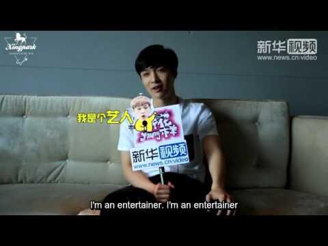 [兴吧_XingPark][EngSub] Er Yuehong SP Zhang Yixing Xinhua News.CN Interview 2