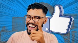 Como ganhar mais curtidas no Facebook (DICAS INFALÍVEIS) + Lenscope | Pixel Tutoriais