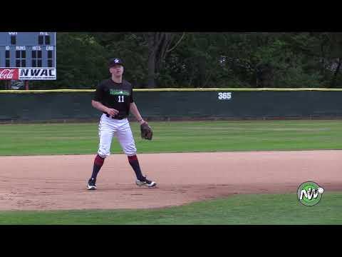 Jacob Burkett - PEC – 3B – Arlington (WA) - July 2, 2019